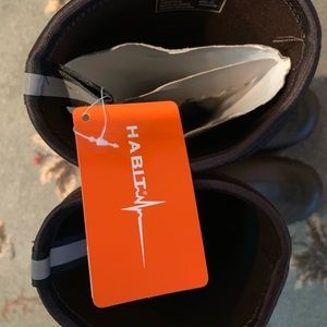 Habit Shoes - NWT Habit Brown or Black Hunting/Outdoorsman Boots